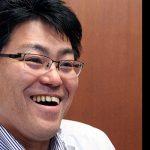 水尾 株式会社田中屋酒造店 代表取締役 田中隆太さん